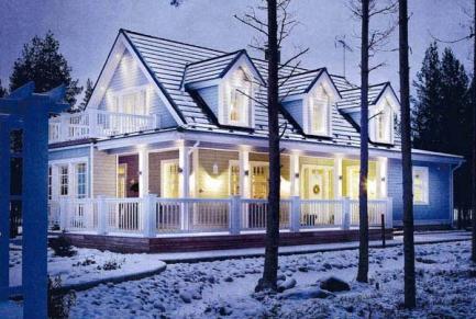 Готовые проекты домов от ПулЭкспресс